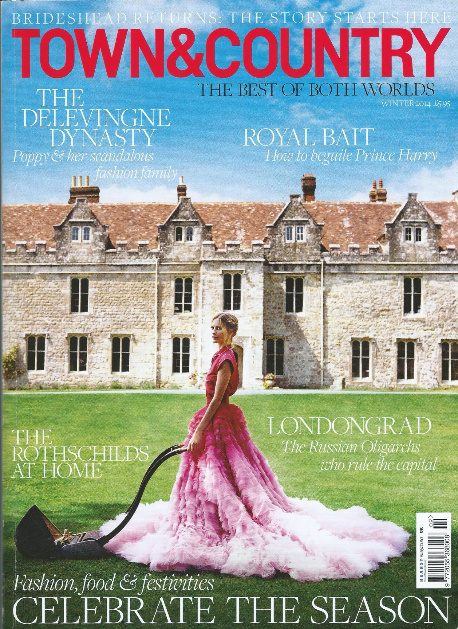 Town & Country Magazine – Winter 2014